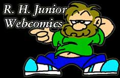 R. H. Junior Webcomics